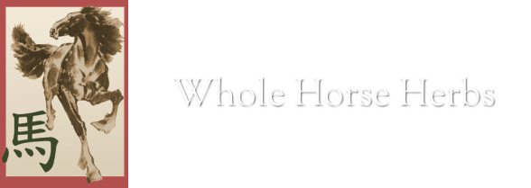 Whole Horse Herbs - Natural Remedies for Horse Health